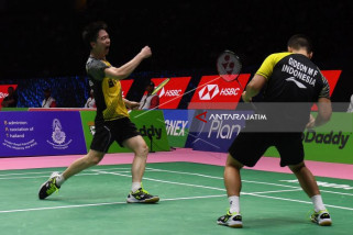 Kevin/Marcus Melangkah ke Semifinal Jepang Terbuka