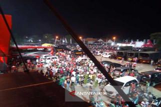 Penonton Madura-Persebaya Tak Tertampung di Stadion Pamekasan