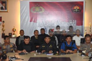 155 Tahanan Dipindahkan Ke Nusakambangan