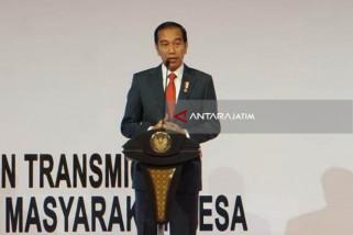 Rakornas Pembinaan Penyelenggaraan Desa Dihadiri Jokowi