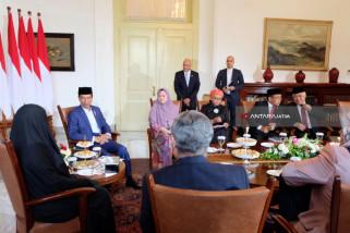 President Jokowi Meets Vice President of Iran