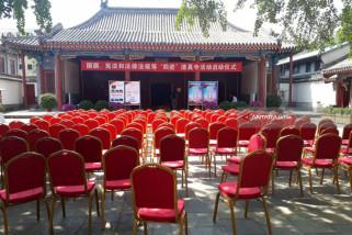 Asosiasi Islam China Instruksikan Masjid Kibarkan Bendera Nasional