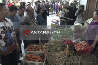 Kenaikan Harga Beras Picu Inflasi November di Kota Madiun