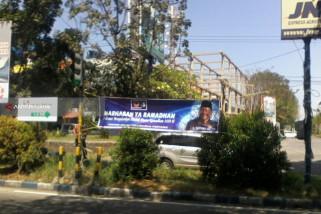 Nasdem Nilai Panwas Surabaya Tebang Pilih Tertibkan Baliho