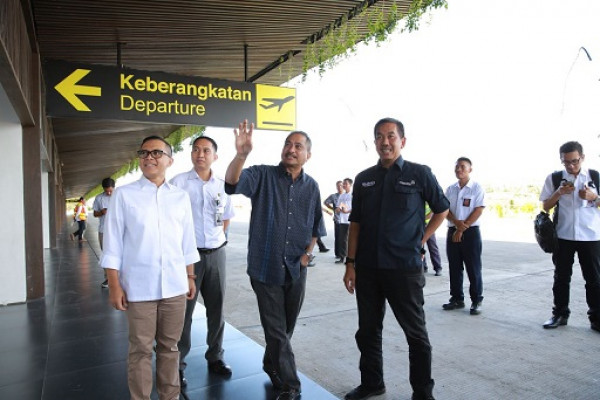 Minister Wants Banyuwangi Airport to Serve as Tourism International Airport