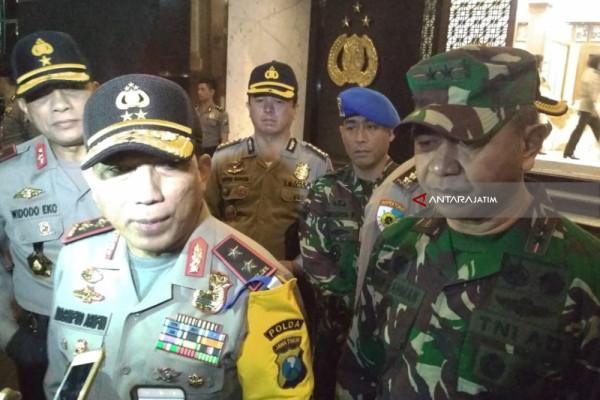 Enam Terduga Teroris di Jatim Diamankan Densus 88
