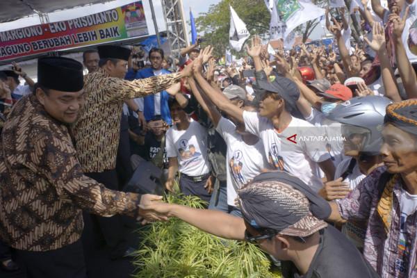 Margiono Akui Diuntungkan Isu Korupsi Lawan Politik