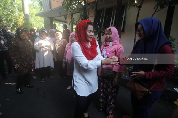 Maju Bacaleg DPR RI, Mbak Puti Wakili Dapil Surabaya-Sidoarjo