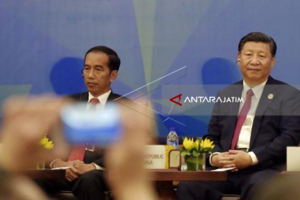 Presiden Xi Sampaikan Salam untuk Jokowi