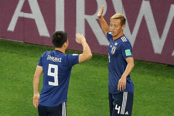 Jepang Bermain Imbang 2-2 Lawan Senegal