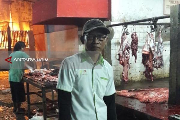 Pasca-Lebaran, Pemotongan Hewan di RPH Surabaya Mulai Normal