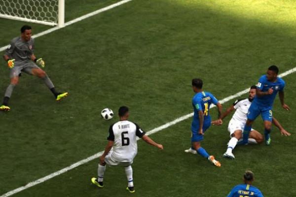 Brasil Kalahkan Argentina