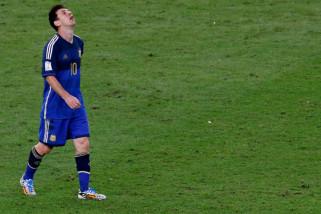 Messi Absen Tiga Pekan karena Cedera