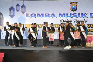 Polres Ponorogo Gelar Lomba Musik Patrol
