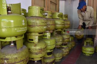 Elpiji Tiga Kilogram Langka di Ponorogo