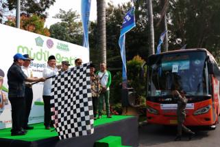 35 Bus Mudik Gratis Diberangkatkan Bupati Sidoarjo (Video)