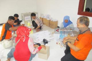 KPU Kota Kediri Persiapkan Distribusi Logistik Pilkada