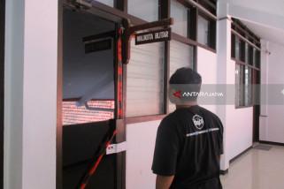Ruang Kerja Wali Kota Blitar Disegel (Video)