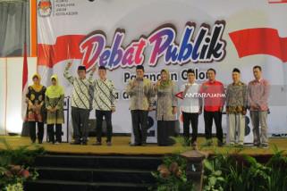 Debat Publik Pilkada Kediri
