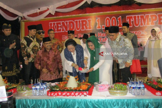 Megawati Minta Kader Menangkan Cucu Bung Karno