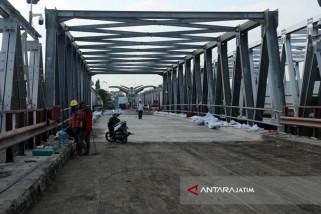 Gubernur Jatim Minta Jembatan Widang Sudah bisa Difungsikan 6 Juni