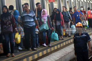 Penumpang Turun di Daop Madiun Capai 20.490 Orang