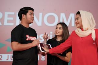 Mbak Puti Hadiri Peluncuran Areknom.com