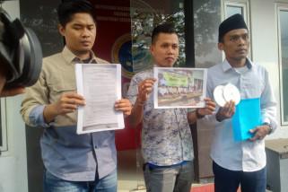 JAMPI Jatim Datangi Polda Laporkan KH Asep Chalim