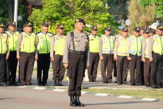 Polresta Sidoarjo Siagakan 1.050 Anggota