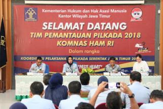 Kanwilkumham: Hanya 8.859 Penuhi Syarat Daftar Pemilih