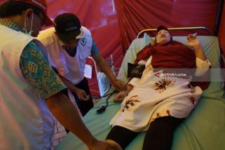 Posko Terpadu Ketupat Lebaran 2018
