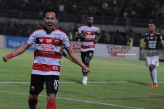 Madura United Lawan Bali United