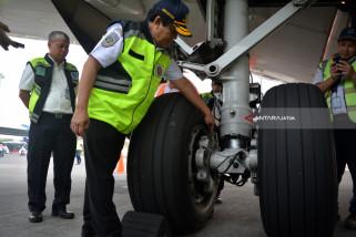 Ramp Check Bandara Juanda