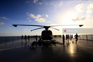 Video - Wow,TNI AL Kerahkan Dua Kapal Perang Dalam Ajang Latihan Militer Terbesar di Dunia