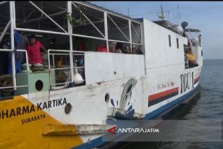 Penumpang Kapal Situbondo-Madura Meningkat 200 Persen