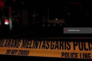ATM di SPBU Ngesong Terbakar akibat Korsleting