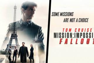 Tom Cruise  Samai Tentara Penerjun Terlatih Dalam