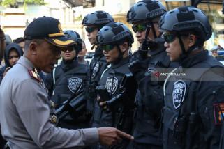 Polrestabes Surabaya Siagakan Tim Respati
