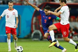 Kolumbia Singkirkan Polandia dari Piala Dunia