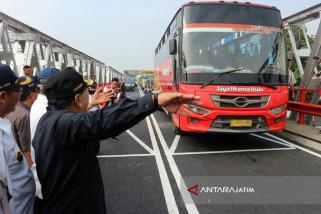 10 Persen Bus di Jatim Tidak Standar