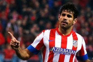 Spanyol Andalkan Gol Costa