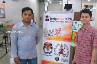 KPU dan Dispendukcapil Surabaya Buka