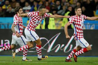 Kroasia Menang Adu Penalti
