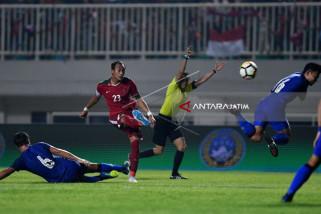 Timnas U-23 Indonesia Bermain Imbang Lawan Thailand