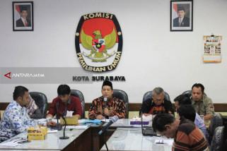 2.041.201 Warga Surabaya Masuk DPS Pemilu 2019