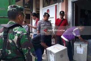 KPU Sumenep Distribusikan Logistik ke 26 Kecamatan