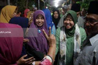 Risma : Gus Ipul-Puti Adopsi Pemberdayaan Ekonomi Masyarakat Surabaya