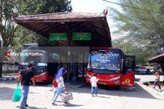 Puncak Jumlah Penumpang Bus Sumenep terjadi Rabu
