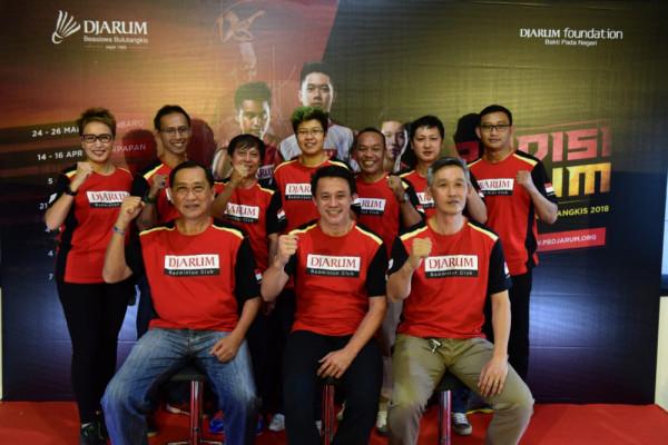 Cari Bibit Bulu Tangkis Surabaya, Djarum Gelar Audisi
