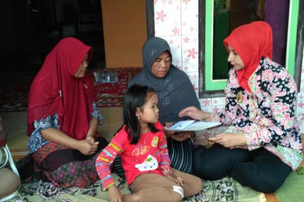 """Keluarga Korban Meninggal Kapal """"Joko Berek"""" Dapat Santunan"""